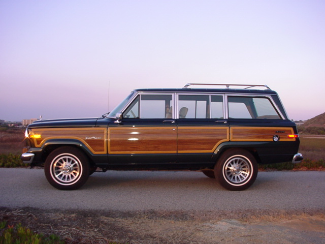 2017 Grand Wagoneer Woody >> GEAR | The Woody Wagon – The Reed