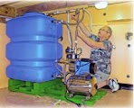 водопровод в частном доме