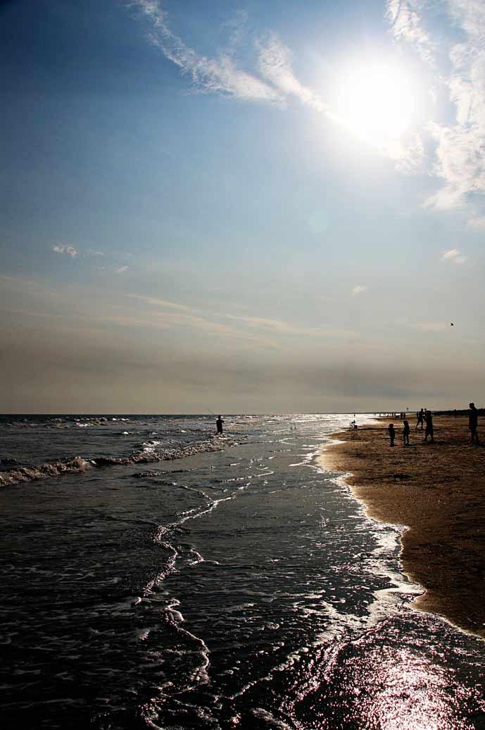 Charleston Beach by SweeterThanSweets