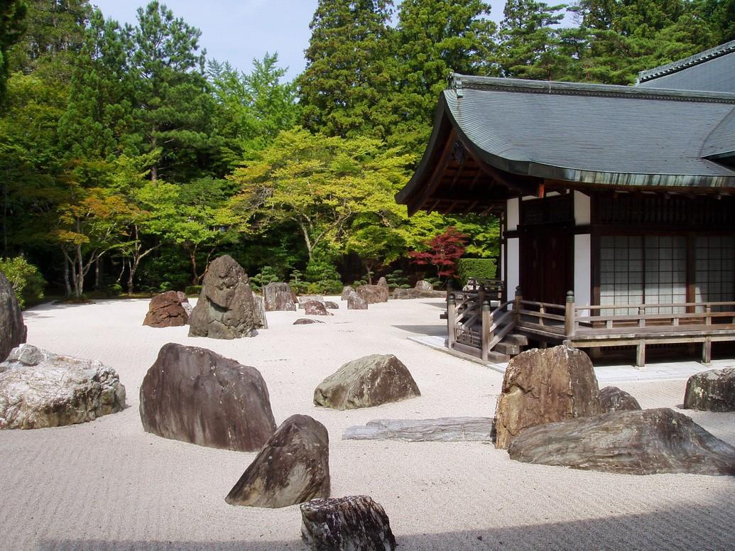 Японский сад камней книга скачать