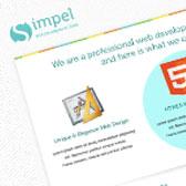 Membuat Desain Web Minimalis : Konversi Desain ke HTML