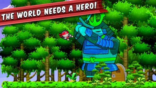 Chop Chop Ninja v1.11 for iPhone/iPad