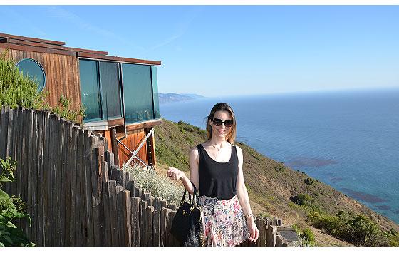 sierramar5 - Big Sur   Um cantinho com vista para o paraiso.