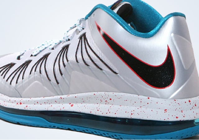 Nike Air Max Lebron X Low Silver - Notary Chamber 8ca3d611f1e8