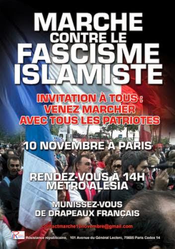 November 10 Rally Against Islam