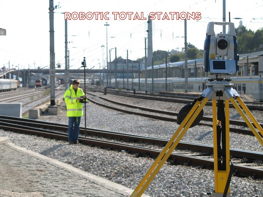 Robotic Total Station Photos