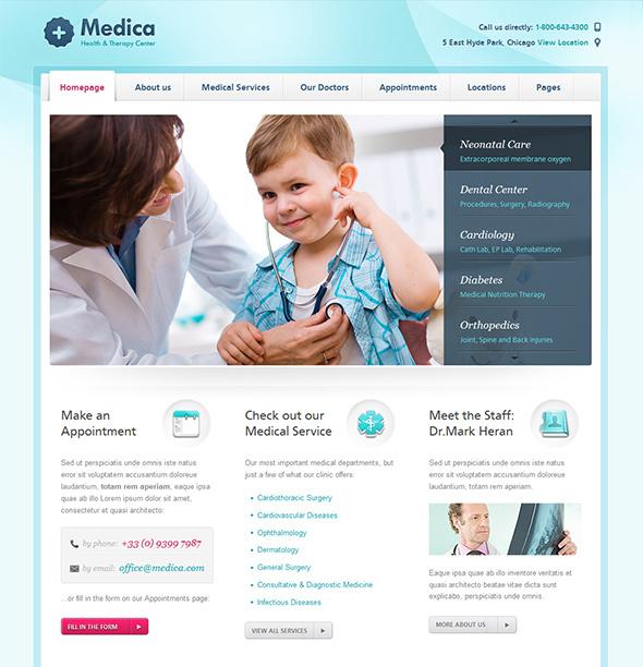 Medica theme