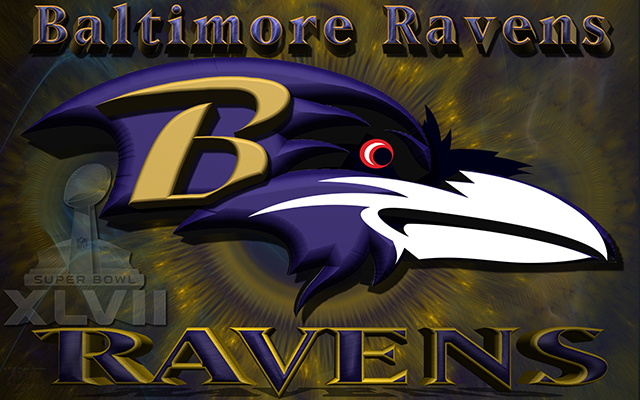 Baltimore Ravens Super Bowl Wallpaper