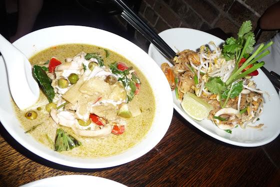 Comida Tailandesa en Australia