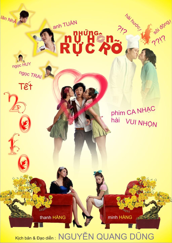 Phim Những Nụ Hôn Rực Rỡ - Nhung Nu Hon Ruc Ro - Wallpaper