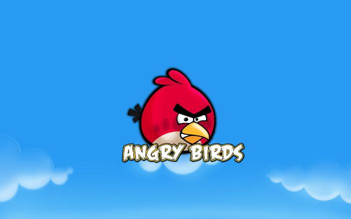 Hình nền về những chú chim điên trong Angry Birds - Ảnh 9