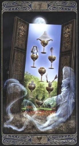 Таро Призраков — Ghost Tarot 528_28