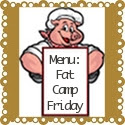 Fat Camp Friday Button