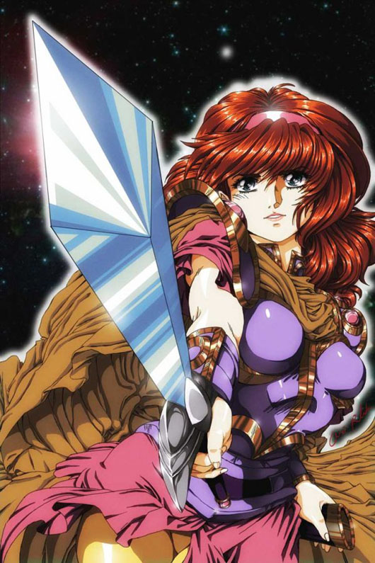 Phantasy Star Alis