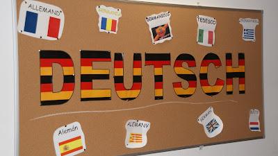 L'alemany arriba al nostre institut