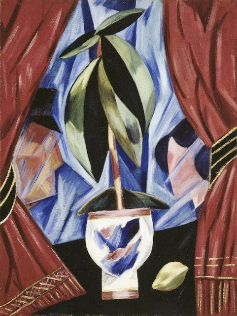 Marsden Hartley - Still Life