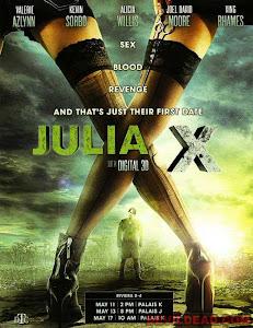Cô Nàng X - Julia X poster