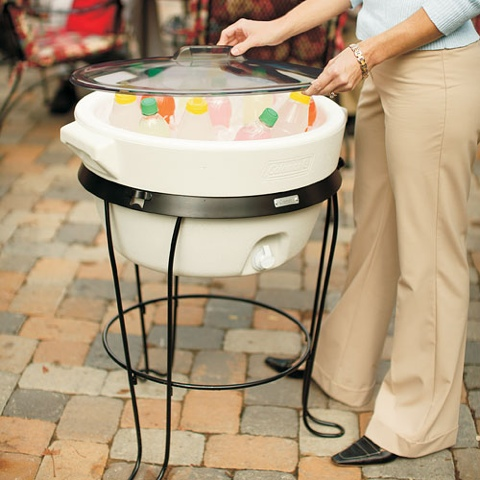 Dixie Of All Trades Insulated Beverage Tub