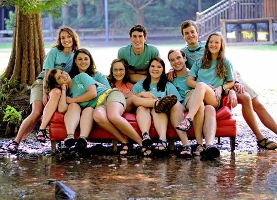2014 Summer Camp Counselors