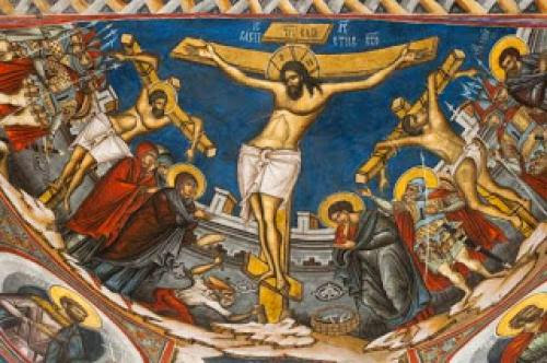 Christ Speaks To Us From The Cross St Tikhon Of Zadonsk