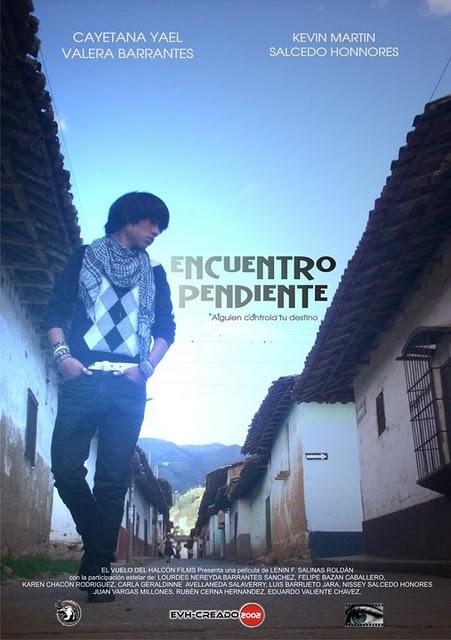 """Trailer de """"Encuentro Pendiente"""" dirigida por Lenin Salinas"""