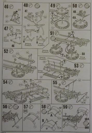 """Unboxing: Revell 21cm Mörser 18/17cm Kanone 18 & Sd. Kfz 9 """"FAMO"""" Anleitung%2520Geschuetz"""
