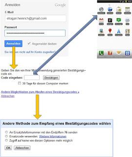 Google 2-Step Auth