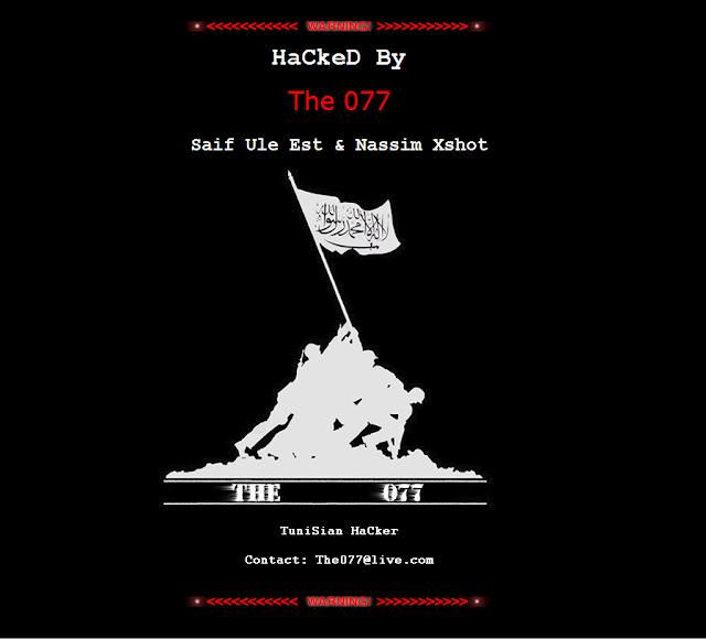 70 Wordpress blogs HaCkeD By The 077 ( Hamdi HaCker ) Tunisian HaCker !
