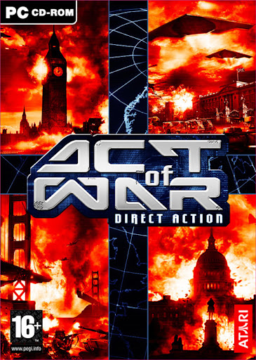 Act of War: Direct Action PC Hileleri