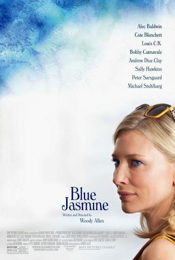 Θλιμμένη Τζάσμιν Blue Jasmine Poster