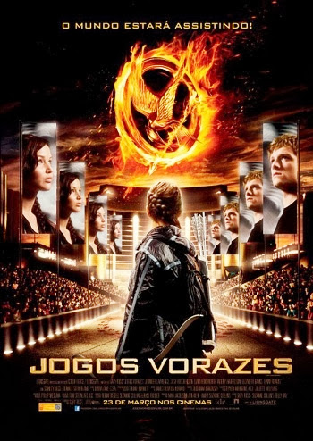 Download - Jogos Vorazes - DVDRip AVI Dual Audio + RMVB Dublado