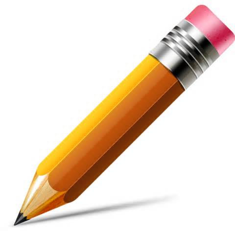 Tại sao bút chì có cục tẩy?