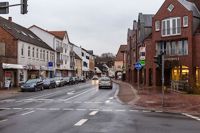 Untere Bahnhofstr. in Osterholz-Scharmbeck