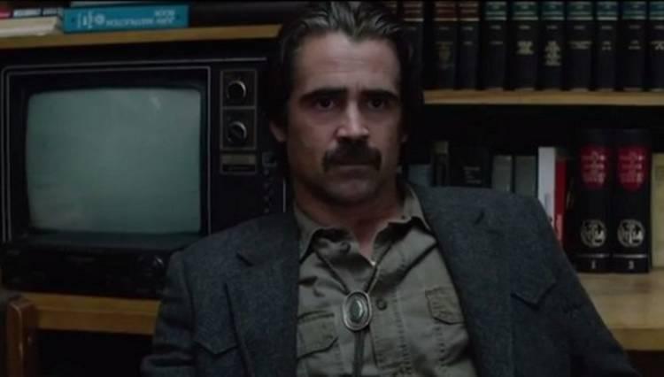 Colin Farrell en True Detective