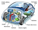 Micro fuel cell converter