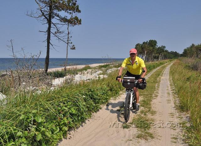 Велосипедом по Балтийскому побережью Польши. Остров Буян. DSC_1332_1024