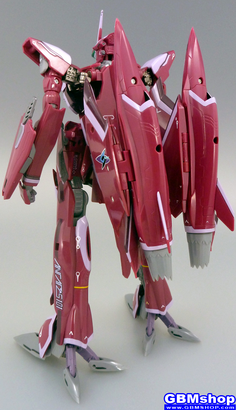 Macross Frontier VF-27 VF-27β Beta Lucifer Renewal Version Battroid Mode