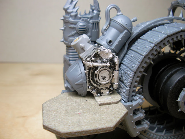 chaos - Black Dwarfs Engine of chaos SANY0734