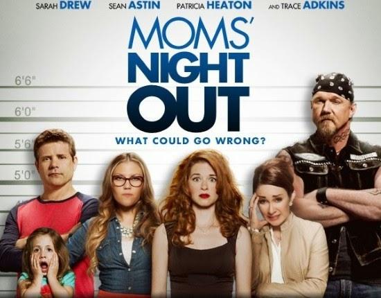 مشاهدة فيلم Moms' Night Out  مترجم اون لاين BluRay