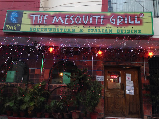 The Mesquite Grill