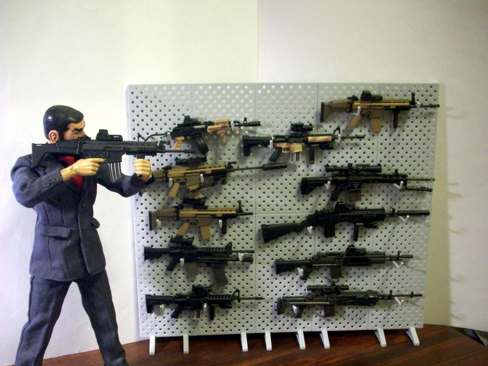 Akm Rifle - Antiques Village Shop