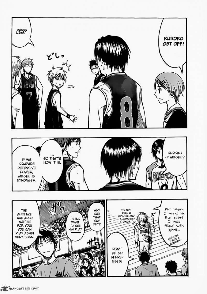 Kuroko no Basket Manga Chapter 233 - Image 02