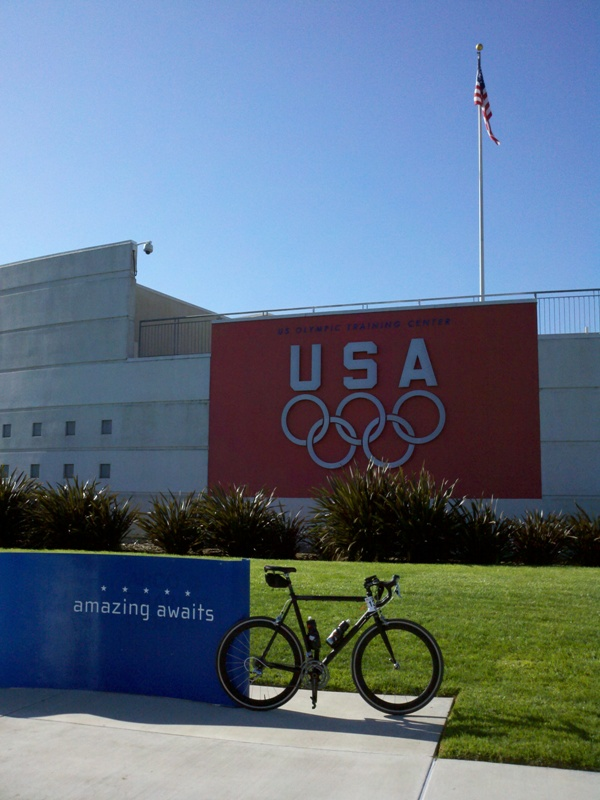 Gran Fondo San Diego • Olympic Training Center