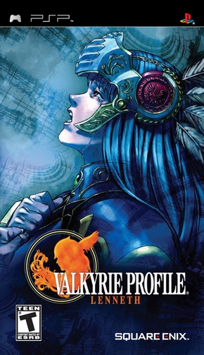 Valkyrie Profile: Lenneth US PSP ISO