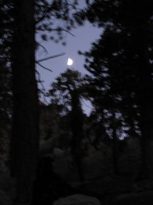 not steady moon photo