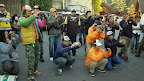 お立ち台の皆様を撮るカメラマン達 2012-11-26T03:09:32.000Z