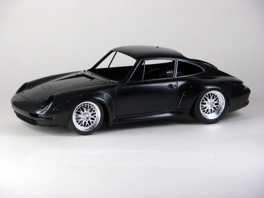 tamiya taisan starcard porsche 911 gt2 1995 1 24 car forums and automotive chat. Black Bedroom Furniture Sets. Home Design Ideas