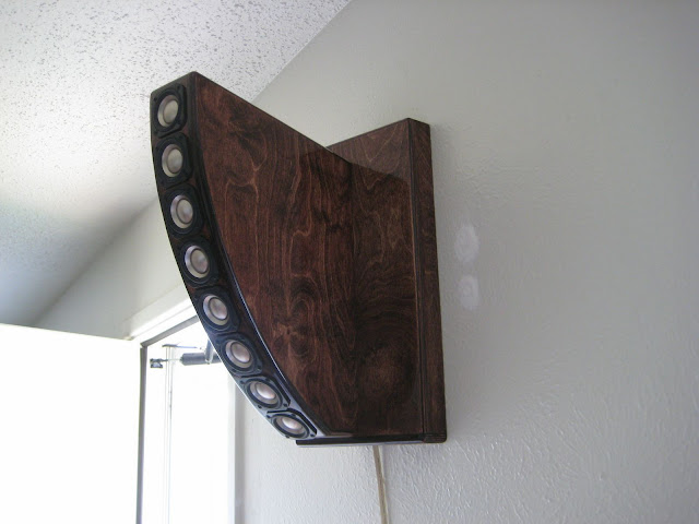 Pvc Sound Bar : Surround design options page home theater forum and