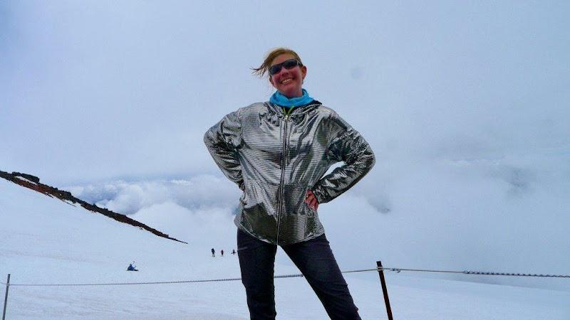 Alpine Disco Lady