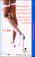 Cherish Desire: Very Dirty Stories #146, Max, erotica